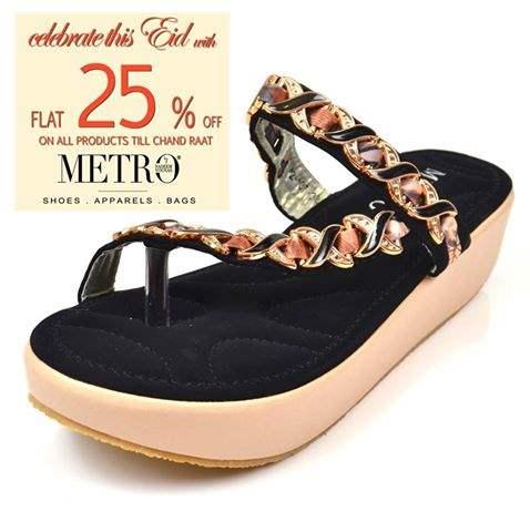 Metro Shoes Eid Footwear