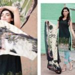 Al Zohaib Summer Embroidered Lawn Collection 2017 2