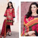 Al Zohaib Summer Embroidered Lawn Collection 2017 4