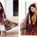 Al Zohaib Summer Embroidered Lawn Collection 2017 6