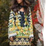 Sapphire Unstitched Summer Lawn Dresses 2017 3