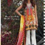 Sapphire Unstitched Summer Lawn Dresses 2017 6