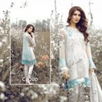 Serene Premium Embroidered Formal Lawn Dresses 2017 6
