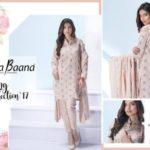 Taana Baana Summer Casual Lawn Dresses 2017 2