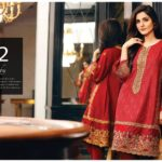 Baroque Festive Season Lawn Embroidered Collection 2017 2