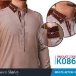Chevin Shirley Men Eid Shalwar Kameez Collection 2017 5