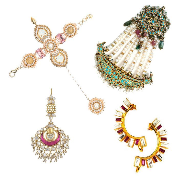 Eid Jewelry Ideas Every Girl Should Try This Season 2017