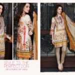 Floss Embroidered Luxury Lawn Shalwar Kameez Vol-2 2017 10