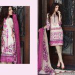 Floss Embroidered Luxury Lawn Shalwar Kameez Vol-2 2017 9