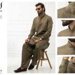 Ismail Farid Eid Kurta Shalwar Designs For Men 2017 4