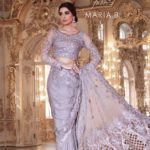 Maria B MBroidered Unstitched Eid Collection 2017