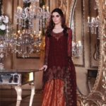 Maria B MBroidered Unstitched Eid Collection 2017 5