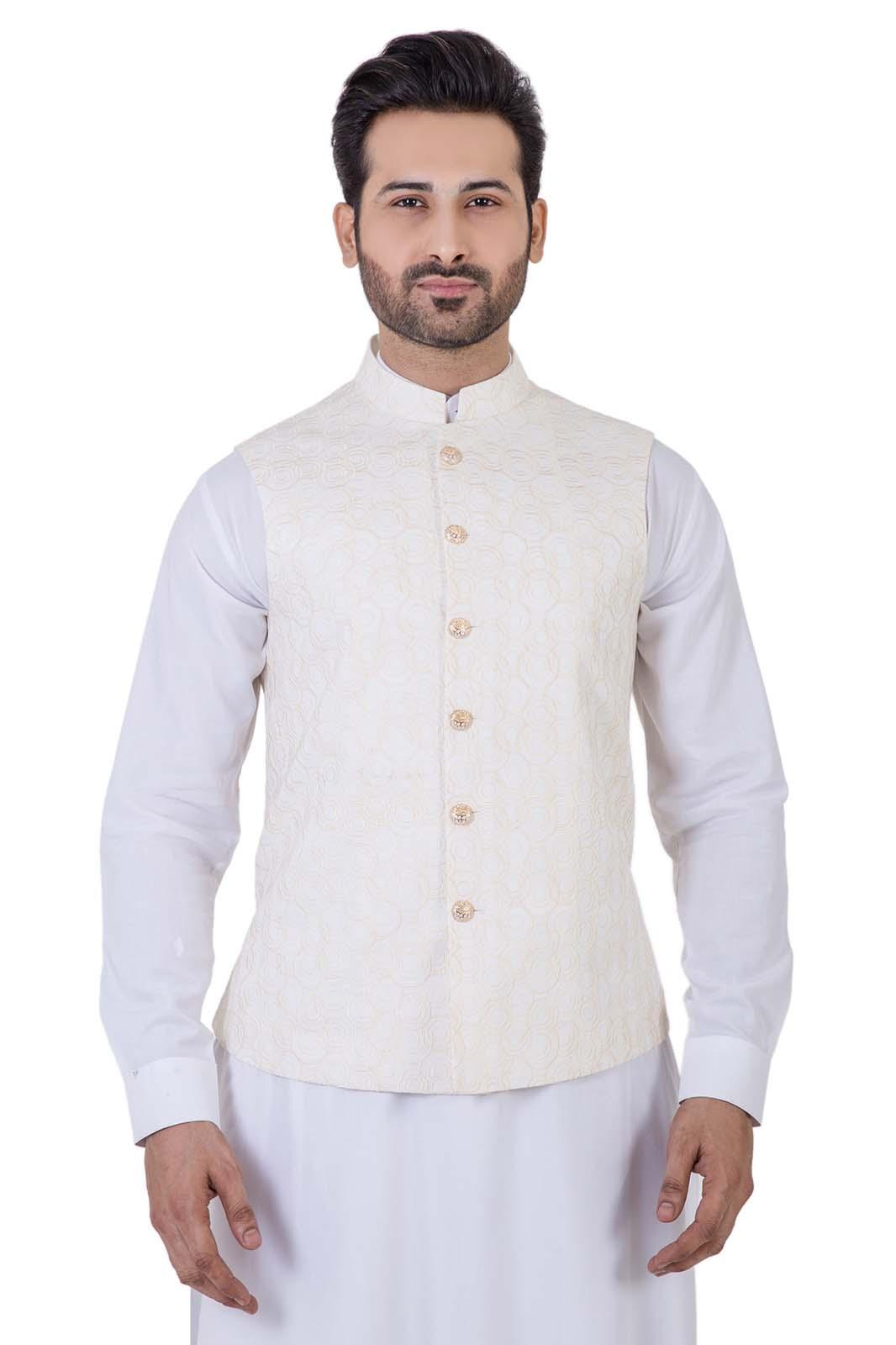 Bonanza Satrangi Eid Waist-Coat Collection 2017
