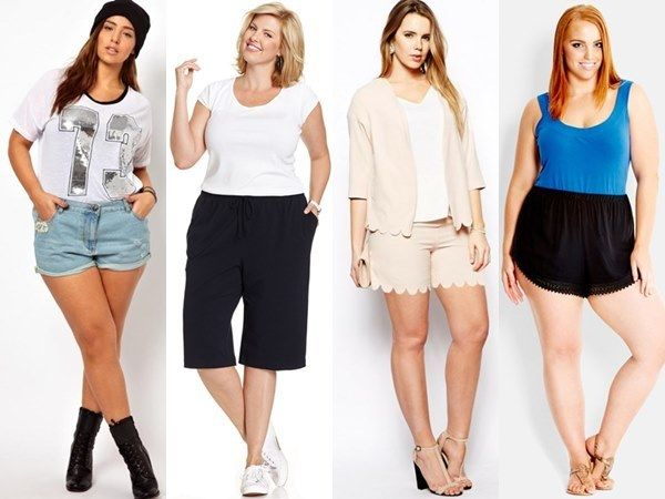 How to dress if you have a pear-shaped body