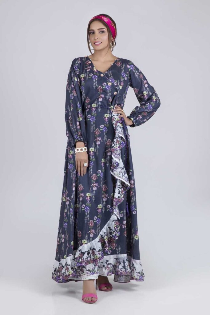 Get your Eid spirit going with Bonanza Satrangi Eid Collection