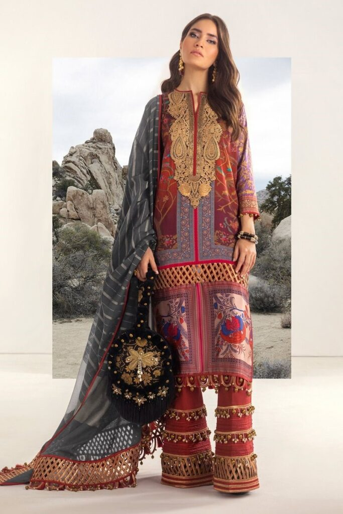 Sana Safinaz bringing back the traditional prints with its Fall 2020 collection