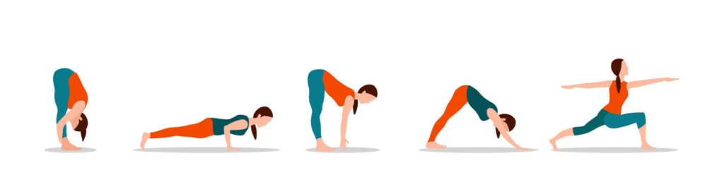 4 Yoga positions to relieve stress
