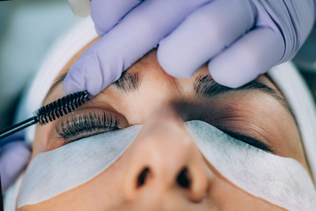 All you need to know about a lash lift