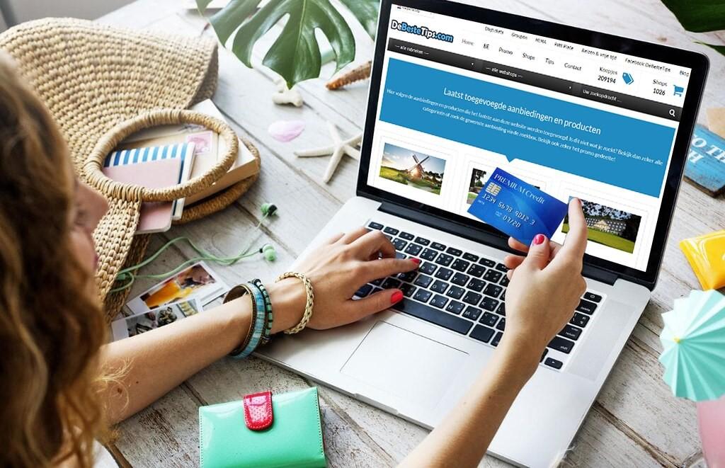 Online deals making shopping a breeze