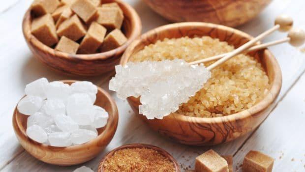 Get rid of dry skin using this sugar scrub
