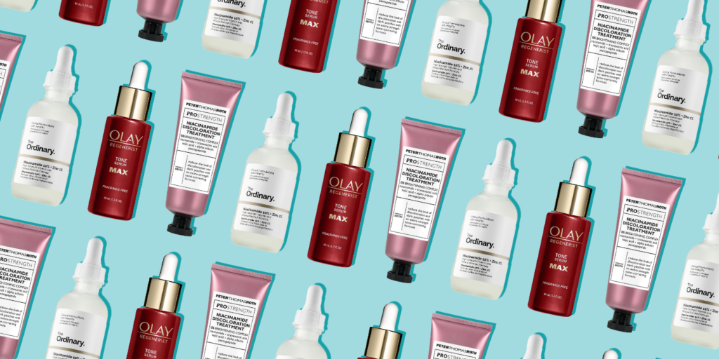 Niacinamide: the new miracle product for the skin