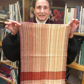 Sue Hayes' Sunset Dish Towels