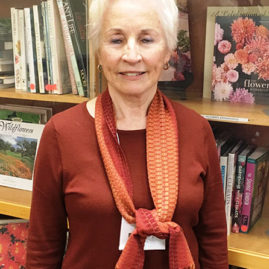 Woven gift from Penny Morgan