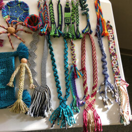 Examples from Linda's workshop