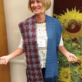 Linda's scarves