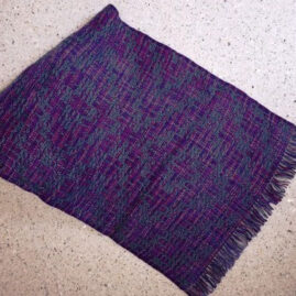 Marsha G's stash scarf 1