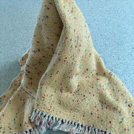 Marsha Godfrey's baby blanket