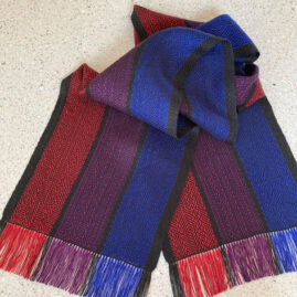 Marsha Godfrey's scarf - 1