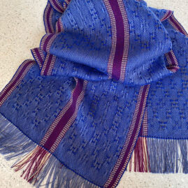 Marsha Godfrey's scarf - 2