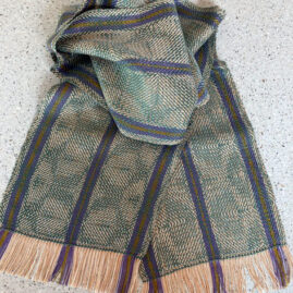 Marsha Godfrey's scarf - 4