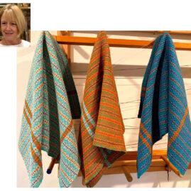 Linda Hartig's Towels