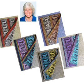 Sheila O'Hara - Pack of S&W Chatahoochie Poochie Towels
