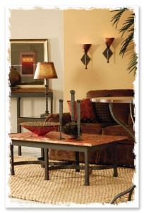 Decorating With Wrought Iron