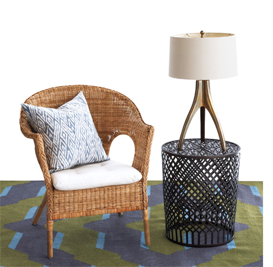 Style at Home - Global influence, 4 essential chairs