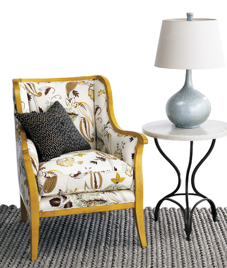 Style at Home - New traditional, 4 essential chairs