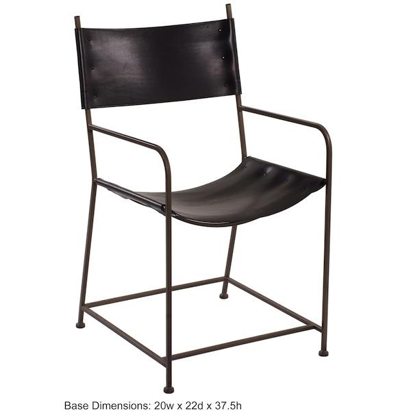 Iron Dining Chair