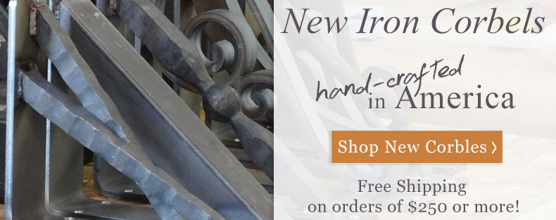 New-Wrought-Iron-Corbels-from-Timeless-Wrought-Iron