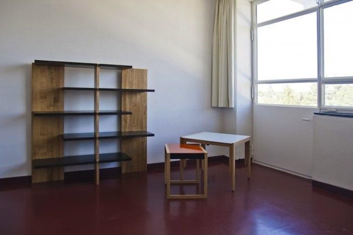 Albers Room at Bauhaus
