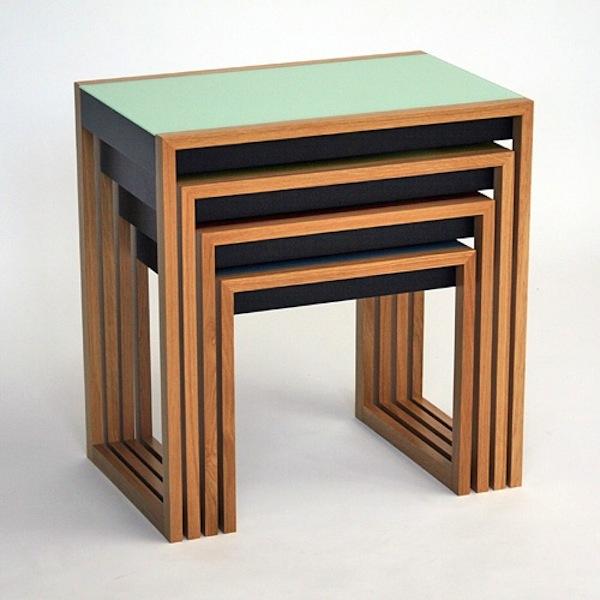 Bauhaus Nesting Tables