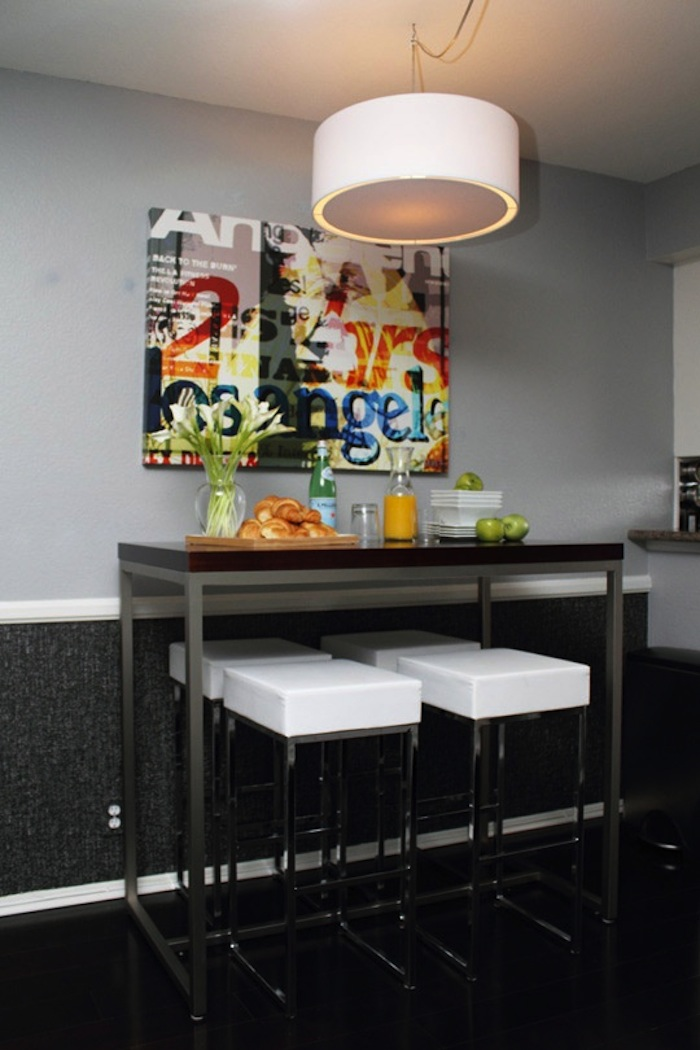 Counter Height Bar Table