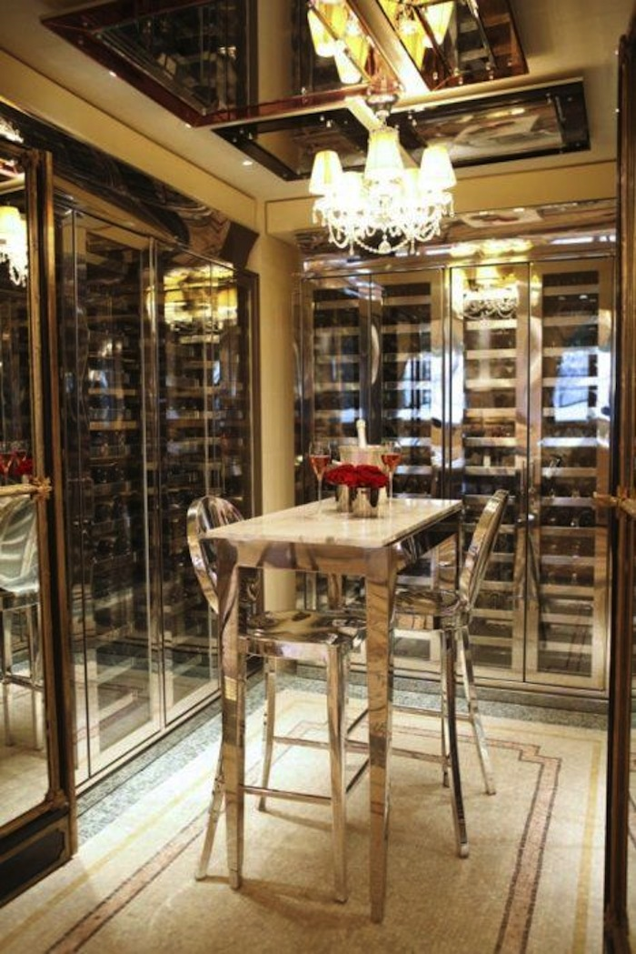 Glam Bar Table