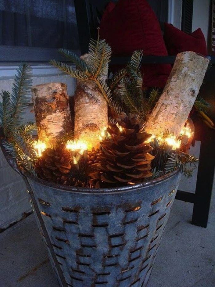 Country Christmas Decorations