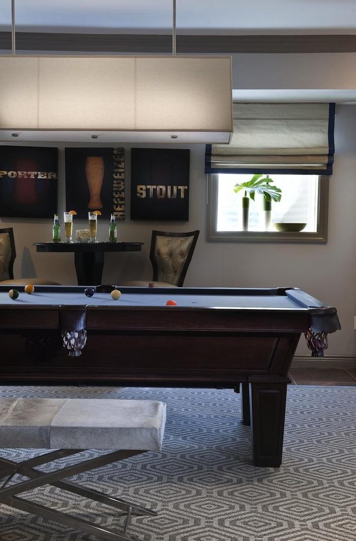Game Room Pub Table