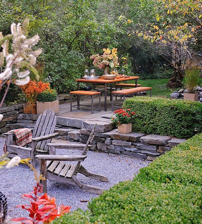 Fall Outdoor Spaces