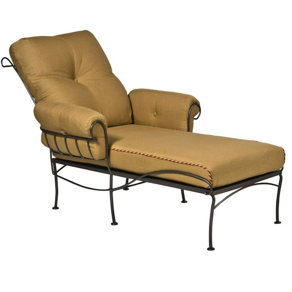 Outdoor Chaise Lounge