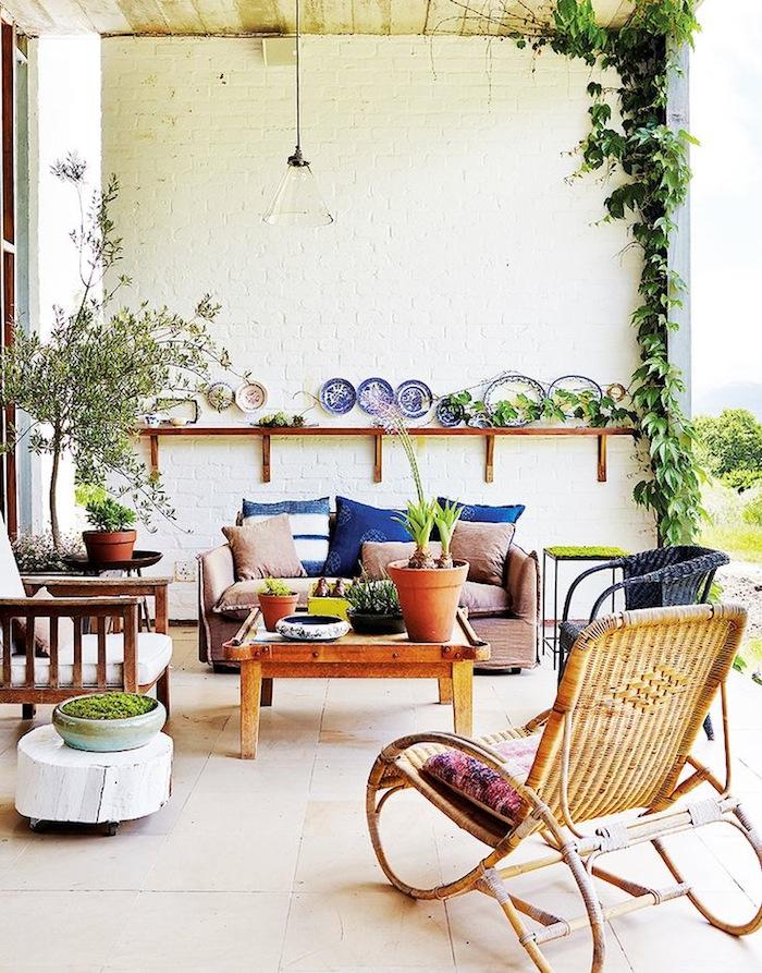 Outdoor Love Seat